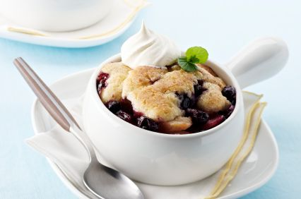 Cup o' Cobbler (single serving)