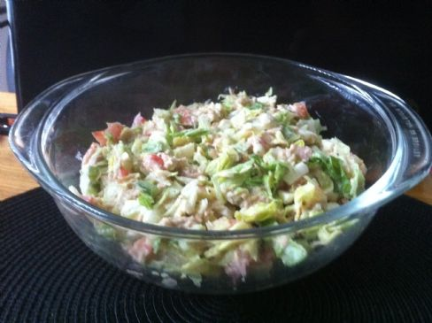 Chopped Tuna Salad