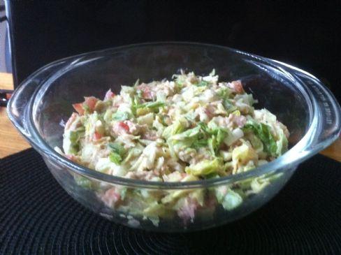Chopped Tuna Salad