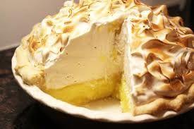 Lighter Lemon Meringue Pie