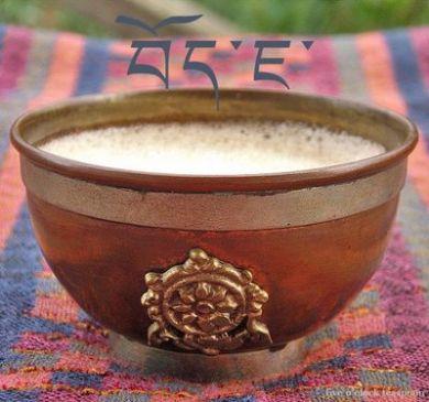 Poo Cha [Tibetan Butter Tea]