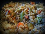 Easy Veg Fried Rice