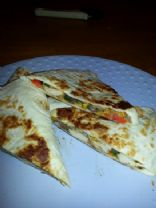 Southwestern Quesadillas