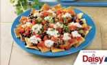 Black Bean Nachos from Daisy Brand
