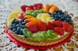 Dazzling Fruit Tart
