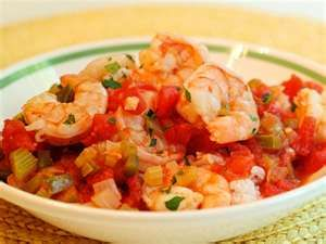 New Orleans Shrimp Creole