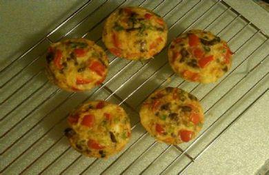 Paleo Omelette Muffins