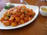 Sweet and Spicy Chicken Tenderloins