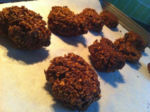 Emma's Flax & Quinoa Cookies