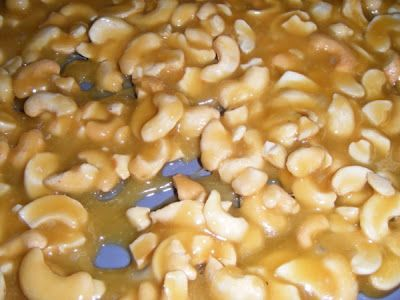 Cashew Crunch (Amish Candy)
