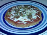HG Loaded N' Oated Veggie Pizza