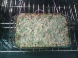 Easy Italian Chicken and Broccoli Casserole