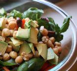 RHODEYGIRLTESTS Loves Salad!