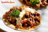 15-Minute Meals: Chicken Tostadas with Bean and Pumpkin 