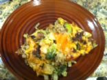 Brussels Sprout Casserole - Vegetarian Style