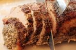 Cocoa Crusted Pork Tenderloin