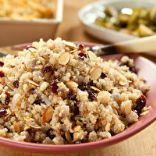Quinoa with Cranberries and Almonds