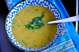 Yellow Cauliflower & Leek Soup