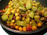 MAKEOVER: Chayote Stew (by FATTOFIT56)