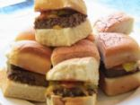 Almost White Castle Burgers