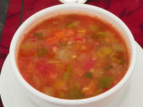 Soup, Harvest Vegetable Soup