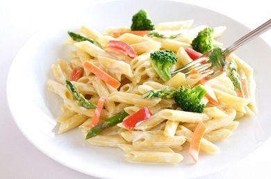 Perfect Pasta Primavera
