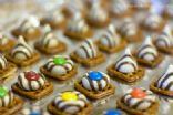 Pretzel Buttons