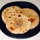 campfire chapatti