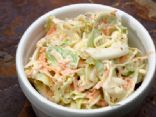 Crunchy Cole Slaw