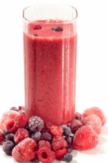 Purple Berry Super Soy Smoothie