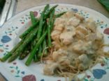 Lemon Asparagus Chicken