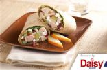 Turkey Salad Roll-Ups from Daisy Brand�