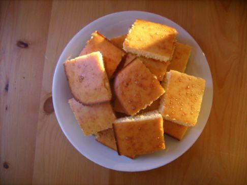 Jamie Eason's Lemon Protein Bars (Gluten-Free)