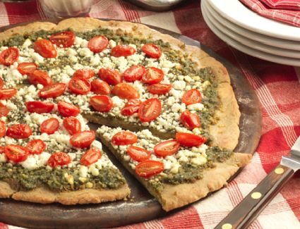Skinny Pizza Margherita