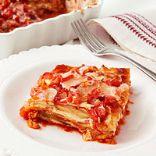 Diet-Friendly Veggie Lasagna Recipe