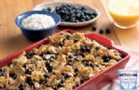 Blueberry French Toast Breakfast Casserole