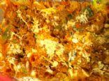 Pasta & Zucchini casserole