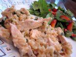 Chicken and Rice Florentine