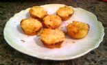 Mini Crab Cakes, adapted from Tracey's Culinary Adventures.