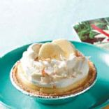Tiny Diabetic Banana Cream Pies Recipe