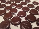 Laurie's Ritz-y Thin Mint Cookies