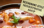 Olive Garden Minestrone Soup