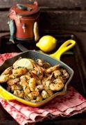 Garlic Parsley Shrimp