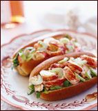 Healthy Maine Lobster Rolls