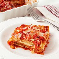 Diet-Friendly Veggie Lasagna Recipe