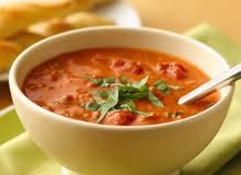 Clean Eating,Low-Calorie Vegan Tomato Soup