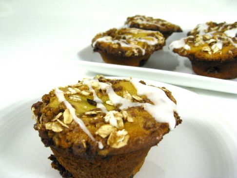 Image of Fabulous Lemon Blueberry Coffee Cake Muffins, Great For Mother's Day, Spark Recipes