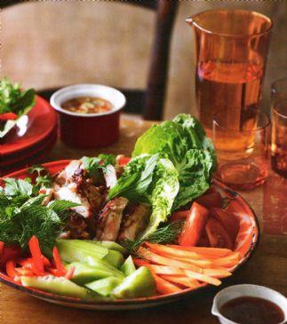 Vietnamese barbecue