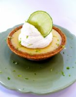 Guiltless Key Lime Pie