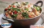 Brown and Wild Rice with Sausage